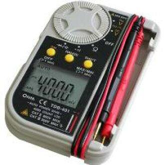 TDB-401_04-1891_数码多检测器_OHM(欧姆电机)