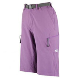 MIV0789-5985-S_Ld Seigne Stretch short [Deep Lilac] S(ユーロサイズ):セーニュストレッチ2_Millet(ミレー)