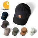 【期間限定特別価格】『CARHARTT/カーハート』crhtt-100289 ODESSA CAP / オデッサキャップ -全7色-アメリカ/1889/ロゴ/レザー/帽子/マ…