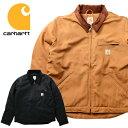 『CARHARTT/カーハート』crhtt103828 DUCK DETROIT JACKET BLANKET LINED / ダックデトロイトジャケット ブランケット…