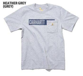 『CARHARTT/カーハート』crhtt104180HEAVYWEIGHTS/SPOCKETSTRIPEGRAPHICT-SHIRT/ヘビーウェイトポケット半袖プリントTシャツ-全3色-/RELAXEDFIT/ワークウェア/グラフィック/6.75オンス/[CRHTT104180]