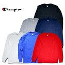 Champion チャンピオン Tシャツ a-cc8c 5.2oz LONG SLEEVE T-SHIRT / 5.2オンス 長袖 Tシャツ -全5色- コットン ロゴ シンプル ロンT t…
