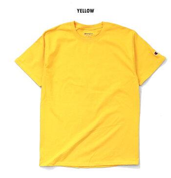 ビッグtシャツChampionチャンピオンTシャツa-t525c6oz.SHORTSLEEVET-SHIRT/6オンスショートスリーブTシャツ-全13色-コットンロゴシンプル半袖大きいサイズビックtee6oz[a-t525c]