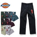 『DICKIES/ディッキーズ』DK874 MEN'S 8.5oz. TWILL WORK PANTS / メンズ8.5オンスツイルワークパンツ -全8色- 874 / 代表作 / タグ / …