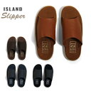 『ISLAND SLIPPER/アイランドスリッパ』is-p705bh BULL HIDE SANDAL / ブルハイドサンダル -全4色- / 革 / レザー / スウェード / ハン…
