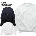『LOSANGELESAPPAREL/ロサンゼルスアパレル』L_1807GDL/SGarmentDyeT-Shirt6.5oz/ロングスリーブガーメントダイTシャツ6.5オンス-全9色-/Tシャツ/長袖/ユニセックス/ビンテージ/アメリカ/[L_1807GD]
