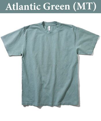 『LOSANGELESAPPAREL/ロサンゼルスアパレル』LAA1801GDGarmentDyeShortSleeveCrewNek6.5oz/ガーメントダイ半袖クルーネック6.5オンス-全3色-/Tシャツ/ユニセックス/ビンテージ/アメリカ/[LAA1801GD]