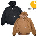 『CARHARTT/カーハート』 THERMAL LINED ACTIVE JACKET / サーマルライナー アクティブジャケット -全2色- 「アメリカ製」「ダック」「…
