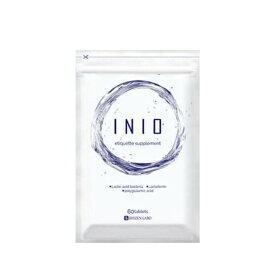 送料無料 イニオ(INIO) 1袋 (1袋/60粒入り) 口臭 口臭ケア エチケットサプリ 送料無料