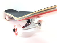 ALMOSTオルモストスケートボードキッズコンプリートセット7.0インチ【THINLINERED7.0】オールモストSKATEBOARD