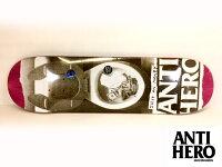 ANTIHEROスケートボードデッキ8.5インチ【ANTIHEROTEAMSHITONMONEY8.5x32.25】スケボーアンチヒーローアンタイヒーローSKATEBOARD