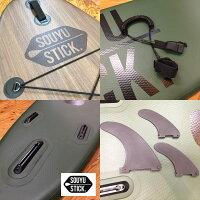 SOUYUSTICKソーユースティック【SKYWALK10.6】スカイウォーク10'6''インフレータブルSUPサップスタンドアップボード