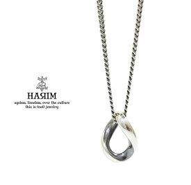 HARIM ハリム HRP112 SV HARIM Beautiful chain 【S】SVSilver シルバー チェーン ペンダント ネックレス