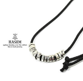 HARIM ハリム HRP117SVC Rock Beads Necklace WSilver シルバー ビーズ ネックレス メンズ レディース