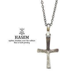 HARIM ハリム HRP097 SMALL CROSS NECKLACE シルバー スモール クロス ネックレス