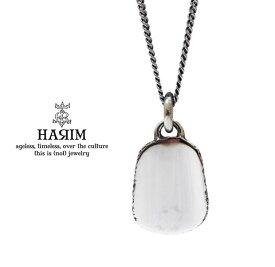 HARIM ハリム HRP101 necklaceシルバー プレート ネックレス