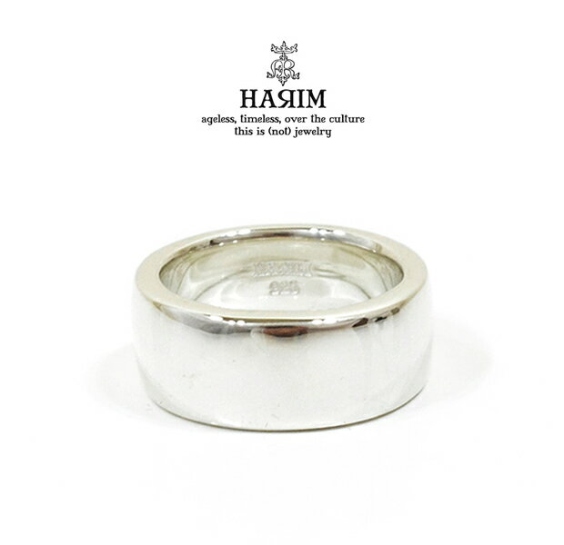 HARIM ハリム HRR032 WH The Good Ring 1/WHSilver シルバー シンプル リング