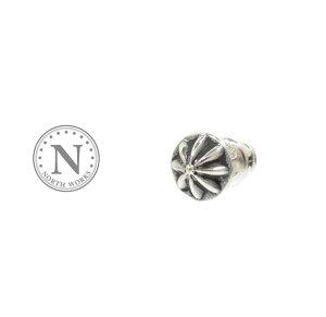 NORTH WORKS ノースワークス P-022 Concho Pierce Silver シルバー コンチョ ピアス
