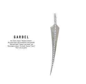 GARDEL ガーデル GDP-117L FRAGRANCE FEATHER PENDANT フェザー ペンダント トップ シルバー