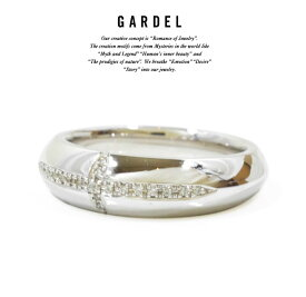 GARDEL ガーデル gdr072 AIMER CROSS RING リング/RINGSILVER925/シルバーCROSS/クロス天然石/DIAMOND/ダイヤモンドメンズ/レディース/ペアアクセサリー/ジュエリー
