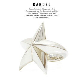 GARDEL ガーデルgdr061MERCURY RINGSTAR/スターRING/リングsilver925/シルバー/ジュエリー/アクセサリー