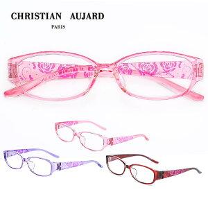 老眼鏡 おしゃれ レディース ブルーライトカット CA-R304C クリスチャンオジャール リーディンググラス シニアグラス ブルーカット パソコン pc スマホ 老眼鏡 メガネ クリアレンズ 軽い まつ