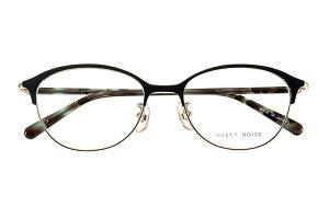 ハスキーノイズ HUSKY NOISE H-163 全色 メガネ フレーム 眼鏡 めがね 鯖江 日本製 国産 女性 軽い 軽量 メタル チタン βチタン ベータチタン ボスリントン ボストン ウェリントン 丸い