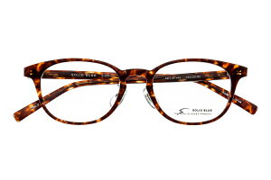 ソリッドブルー SOLID BLUE S-225 全色 セル メガネ フレーム 眼鏡 めがね 日本製 国産 鯖江 ボストン 軽い 軽量 男 メンズ
