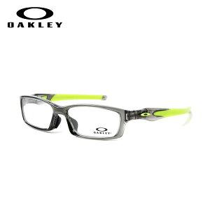 OAKLEY CROSSLINK (A) オークリー クロスリンク アジアンフィット メガネ フレーム OX8118-02 56サイズ 度付き対応 スポーツ オプサルミック 眼鏡 フレーム 軽い 軽量 丈夫 男性 メンズ 女性 レディー