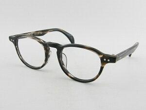 [tsetse] ツェツェ boston-3-47 メガネフレーム ブラウン ボストン シンプル 度付き対応可 ケース付 クラシック 新品 眼鏡 レトロ めがね 男女兼用 クラシカル 正規品
