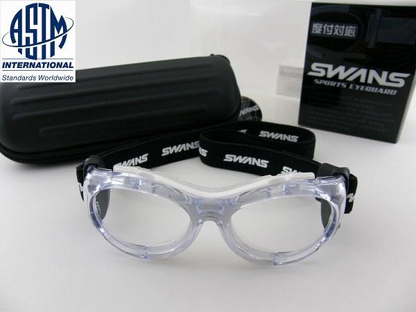 【マラソン限定ポイント10倍】【送料無料】スワンズ ゴーグル SWANS SVS-700N-W SWANS スポーツ用眼鏡