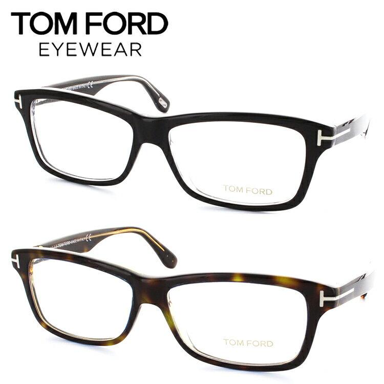 【送料無料】TOMFORD トムフォード FT5146 54サイズ ブラック 専用ケース付属 カジュアル ビジネス セル メガネ 新品 本物 めがね 眼鏡 カジュアル ブランドフレーム 正規品