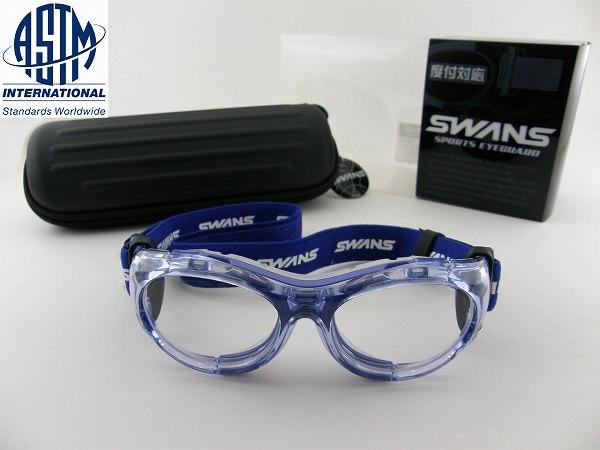 【送料無料】スワンズ ゴーグル SWANS SVS-700N-CLBL SWANS スポーツ用眼鏡