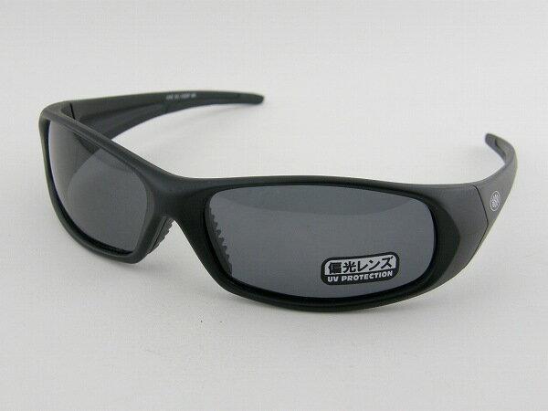 アックス AXE 偏光 ASP-1035P-BK サングラス 軽量 黒 高性能 | スポーツ スポーツサングラス かっこいい 偏光サングラス