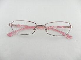 [ライブラリーコンパクト] 4540-+1.50 ルーペ プレゼント 贈り物 ギフト 女性 エレガント 新品 ピンク リーディンググラス 花柄 シニアグラス 拡大鏡 老眼鏡 正規品