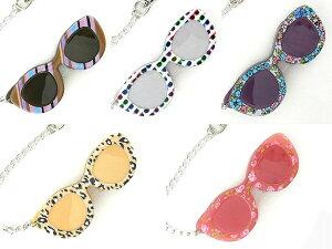 [lente] レンテ LP1-01 ストライプ LED スライドルーペ ライト チェーン付 プレゼント 女性 かわいい レディース 新品 メガネ めがね 拡大鏡 レンズ 老眼鏡 デコ 正規品