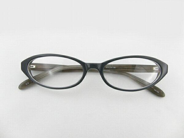 【レンズセット】【在庫処分価格】[オリジナル] ★★超撥水薄型レンズメガネセット YA133-3 丸み お買得 新品 度付対応度付きレンズ付きセルフレーム 正規品【眼鏡フレーム】