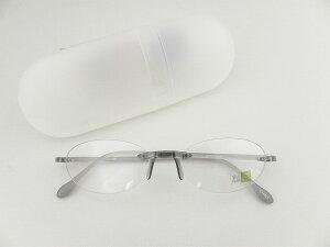 [EYEMAGINE] アイマジン エアリーダー-グレー-AR-GYO-10-丸型 新品 重さ11gハリウッドで話題通販人気 正規品