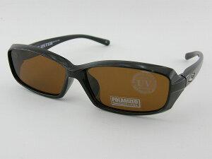 [BOUCHE] ブーシュ CLUSTER-BLK-GRYサングラス 偏光 バイク ゴーグル バイカー ストリート サーファー ワイルド 新品 自転車 紫外線 UVカット サーフィン 正規品