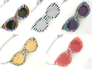 [lente] レンテ LP1-03 ブルーフラワー LED 花 スライドルーペ チェーン プレゼント 女性 ライト レディース かばん 新品 メガネ めがね 拡大鏡 レンズ 老眼鏡 デコ 正規品