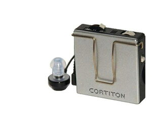 [コルチトーン] ポケット型補聴器 TH-33DW レッド 敬老の日 父の日 母の日 持ち運び 軽度 中等度 高度 新品 軽度 中等度 集音器 聴覚障害補助 雑音 正規品 海外発送不可