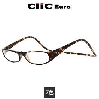 [Clic readers] 클릭 지도자 유럽 기준 7 색 안경 신작 선물 선물 단순 히노 正平 컴퓨터 신품 CSI 진짜 가관 안경 자석 단순 정품