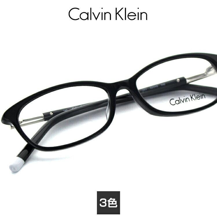 【送料無料】【国内正規品】カルバンクライン メガネフレーム CK-6003A 52サイズ オーバル ユニセックス 男女兼用 Calvin Klein 眼鏡フレーム めがねフレーム 度付き対応可