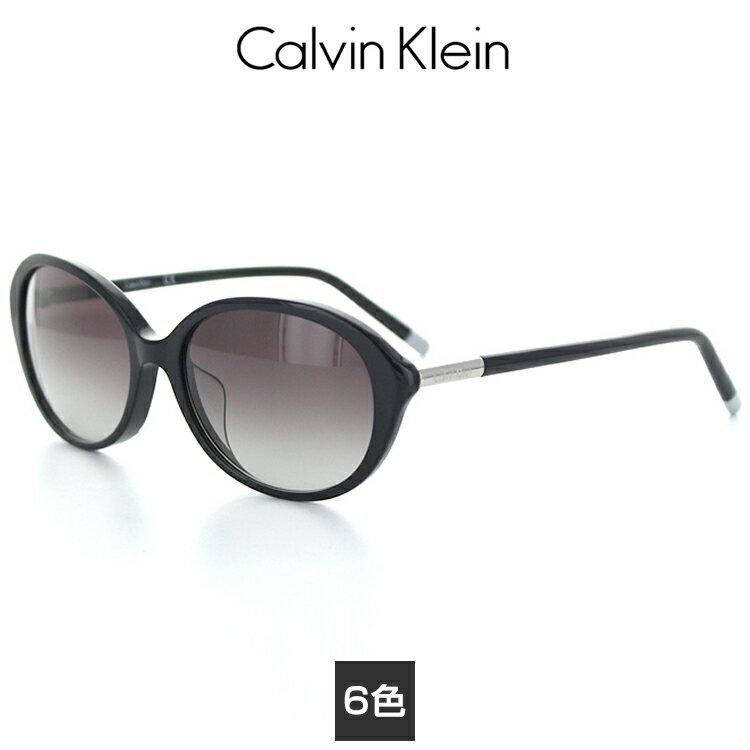 【送料無料】【国内正規品】カルバンクライン サングラス CK-4343SA 55サイズ オーバル レディース 女性用 Calvin Klein レディース プラスチック UVカット 紫外線カット