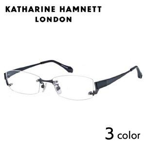 【送料無料】【日本製】キャサリンハムネット メガネフレーム KH9190 53サイズ 男女兼用 KATHARINE HAMNETT メガネ 度付き 度なし PCメガネ【国内正規品】