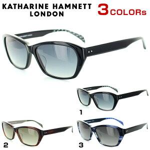 キャサリンハムネット サングラス KH938 59サイズ スクエア ユニセックス 男女兼用 KATHARINE HAMNETT UVカット