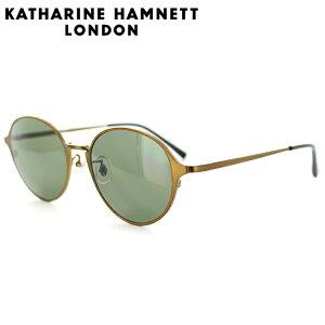 キャサリンハムネット サングラス KH945 53サイズ ボストン メンズ 男性用 KATHARINE HAMNETT 紫外線防止 UVカット 紫外線予防