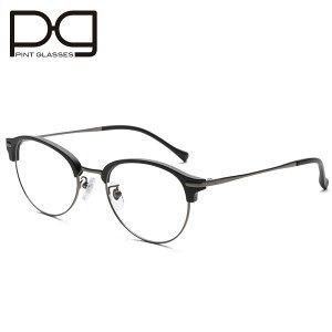 送料無料 ピントグラス pint glasses PG-112L 軽度レンズモデル(度数:+1.75D〜+0.0D) 老眼鏡 シニアグラス ピント グラス 累進多焦点レンズ PCメガネ ブルーライトカット メガネ 眼鏡 父の日 母の日