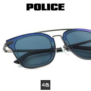 【送料無料】ポリス POLICE サングラス 58サイズアジアンフィット SPL348M 49サイズ セミオート メンズ 男性用 SPL344I COURT1 国内正規品