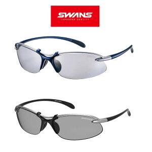 SWANS スワンズ サングラス SA-519 MTSIL/ -501 MTSIL Airless Wave エアレス ウエイブ 偏光【偏光レンズ 軽量モデル ウォーキング ドライブ 紫外線対策 アイウェア スポーツ アウトドア スポーツウエア